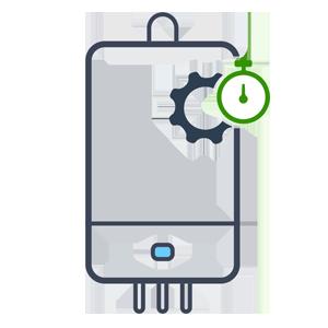 boiler service icon